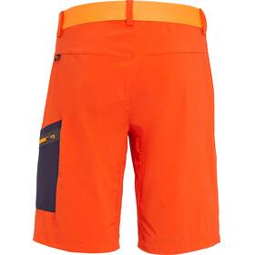 Salewa Pedroc Cargo 2 Durastretch - Shorts Homme - orange